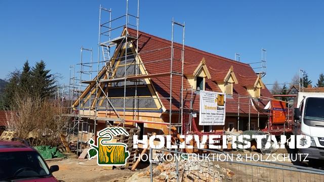 Umgebindehaus for Holzschutzmittel fachwerk