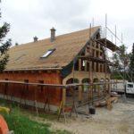 Neubau umgebindehaus seifhennersdorf for Holzschutzmittel fachwerk