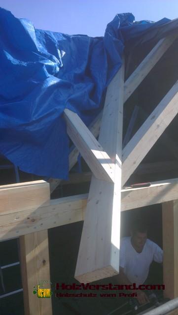 Sanierung dachstuhl fachwerk for Holzschutzmittel fachwerk